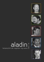 fachzeitschrift des magischen ring austria 04 / 2010