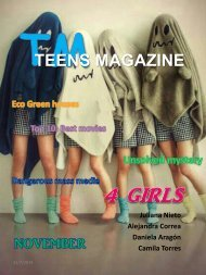 TEENS MAGAZINE