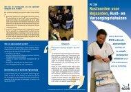 Rustoorden voor Bejaarden, Rust- en Verzorging s tehuizen - Aclvb