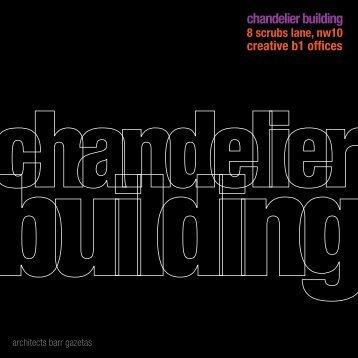 chandelier building - Vebra