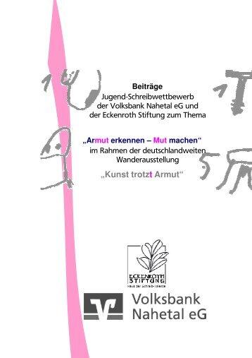 innen des Schreibwettbewerbs für Schüler - Kreuznacher Diakonie