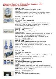 Download Chinees porselein en aardewerk catalogus (PDF)