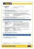 Sicherheitsdatenblatt - Innotec Österreich - Seite 4