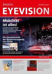 Ausgabe Dezember 2011 - Eyevis Gmbh