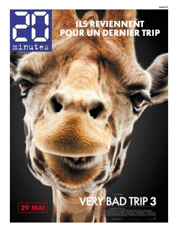 ILS REVIENNENT POUR UN DERNIER TRIP - 20minutes.fr