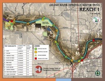 Reach 1 - Ottawa County