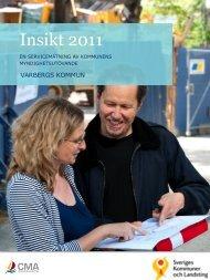 Insikt 2011 – Varbergs kommun pdf