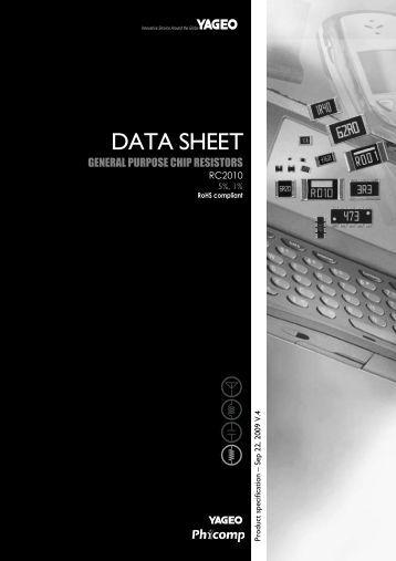 DATA SHEET - TME