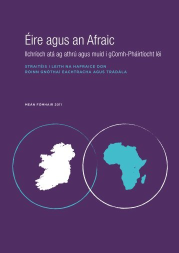 Africa Strategy - Irish Aid