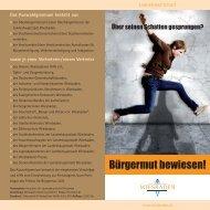 Preis für Bürgermut - Wiesbadenaktuell