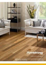 Hardwood Brochure - Armstrong-aust.com