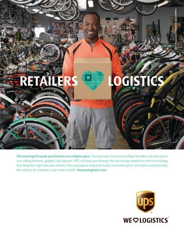 Download the magazine article - Logistics Management