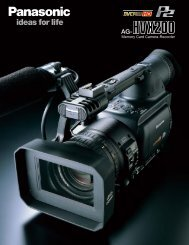 Memory Card Camera-Recorder - VideoCenter