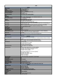 XA20 Specification Sheet [PDF, 68 KB] - Canon Europe