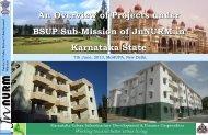 Presentation by Karnataka State - Ministry of Housing & Urban ...