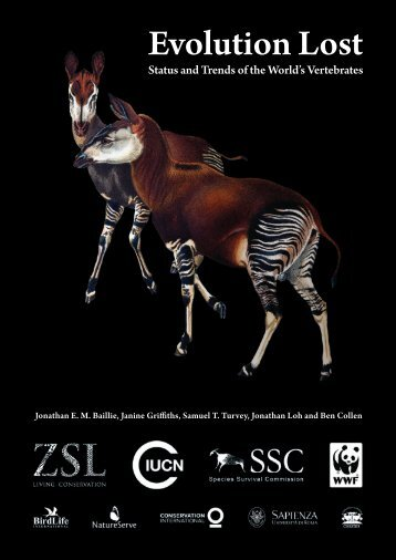 Evolution Lost Evolution Lost - Web - Zoological Society of London
