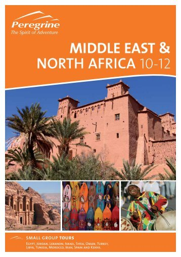 MIDDLE EAST & NORTH AFRICA 10-12 - Peregrine Adventures