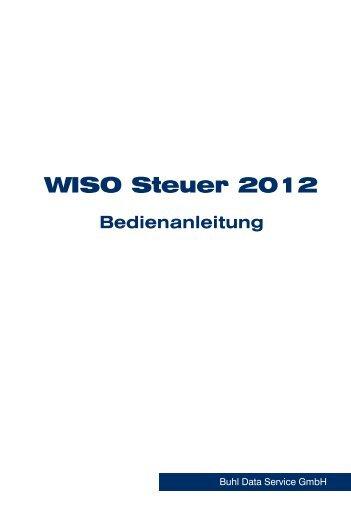 WISO Steuer 2012 - Buhl Replication Service GmbH