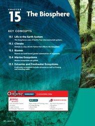 15 The Biosphere - the Ravenna School District