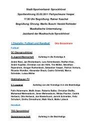 Liste aller ausgezeichneten Sportler (PDF / 47,73 KB)