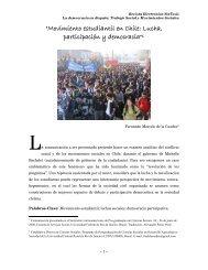 Movimiento estudiantil en Chile - Luis Emilio Recabarren