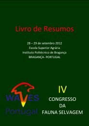 Livro de Resumos - Universidade de Trás-os-Montes e Alto Douro