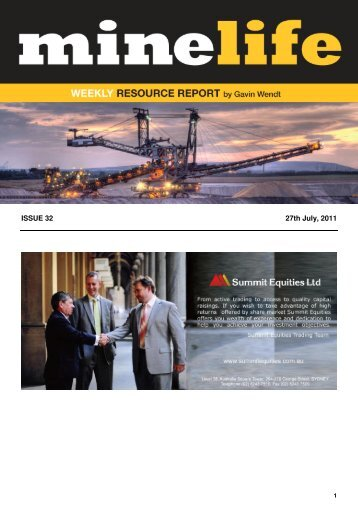 Mine Life Research report - West African Resources