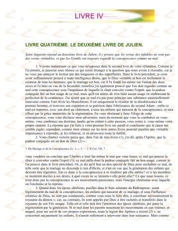LIVRE IV - La Porte Latine
