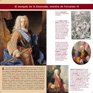El marqués de la Ensenada, ministro de Fernando VI - Catastro