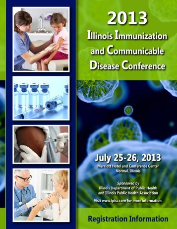 2013 Illinois Immunization and Communicable Disease Conference