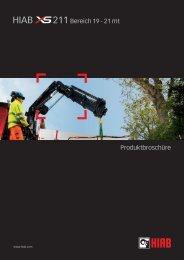 Produktbroschüre 211 Bereich 19 - 21 mt - Berger Kräne