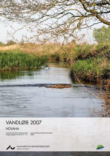 VANDLØB 2007