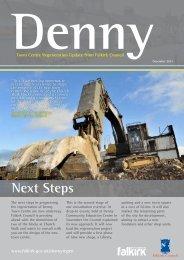 Next Steps leaflet (PDF, 238KB) - My Future's in Falkirk