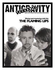 voodoo guide '06 (pdf) - Antigravity Magazine