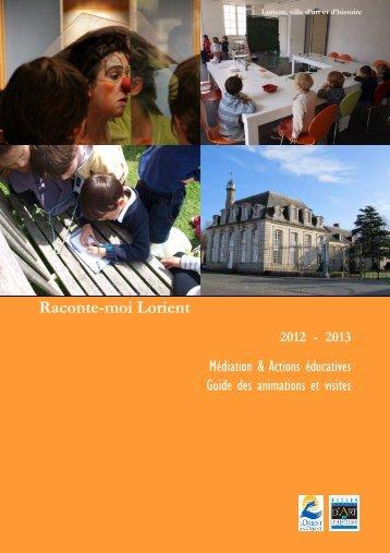 Télécharcher le document Raconte-moi Lorient