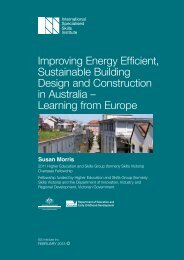 Improving Energy Efficient, Sustainable Building Design and ...