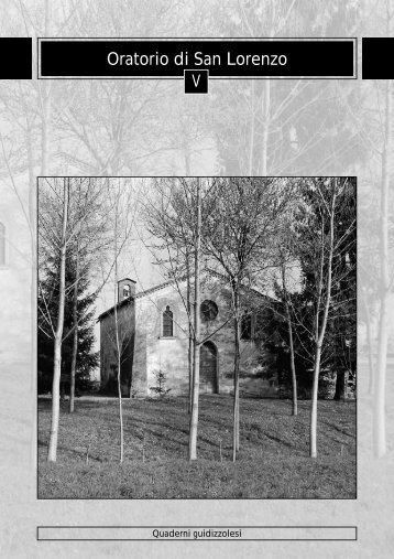 Oratorio di San Lorenzo (2005) - la Notizia