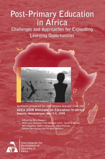 Post-Primary Education in Africa: Challenges and ... - ADEA