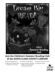 Summer Reading Club - Csmh.org