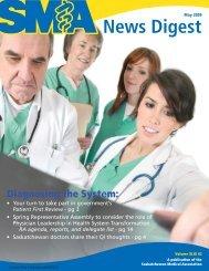 Patient First Review - Saskatchewan Medical Association