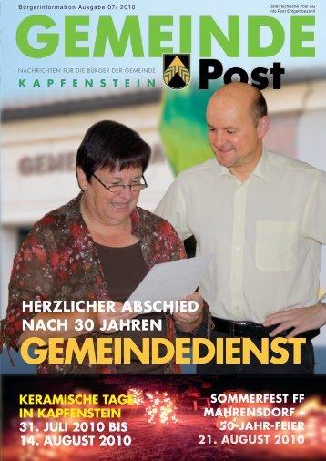Layout 2 - Gemeinde Kapfenstein