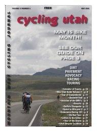 May 2005 Issue - Cycling Utah