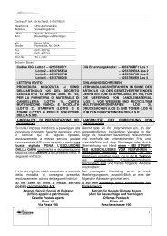 Einladungsschreiben - Betrieb für Sozialdienste Bozen
