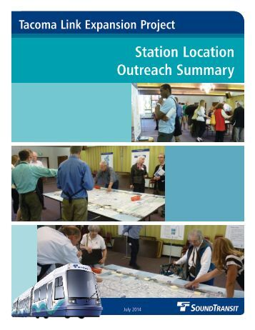 TLE May 2014 Open House Summary
