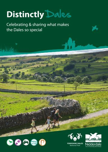 Distinctly Dales toolkit - Yorkshire Dales National Park