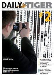 Dream Work - International Film Festival Rotterdam