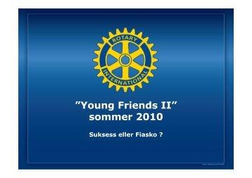 Oppsummering - Oslo Vest Rotary Klubb