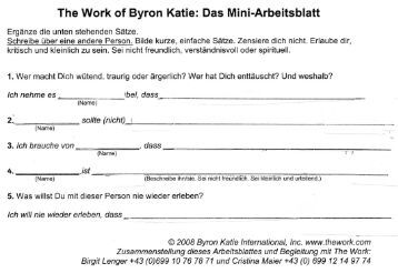 byron katie the work pdf