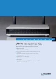 1821+ Wireless ADSL - 7.5 - BauschDatacom.nl