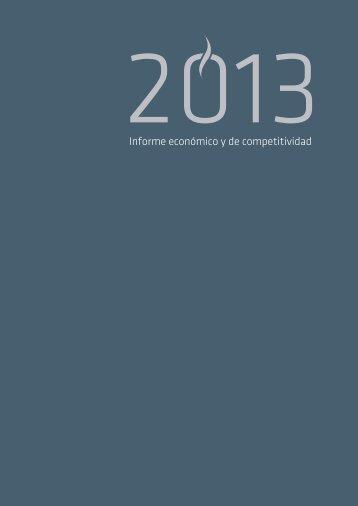 ARDÁN Galicia 2013 Informe económico y de competitividad - Ardan